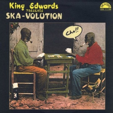 "VARIOUS ARTISTS ""King Edwards Presents Ska-Volution"" LP"