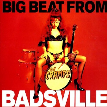 "CRAMPS ""Big Beat From Badsville"" LP (Colored vinyl, 180g)"