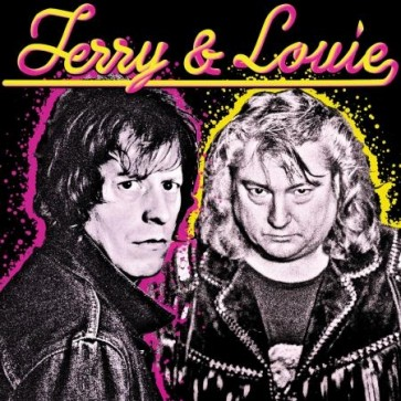 "TERRY & LOUIE ""A Thousand Guitars"" LP"