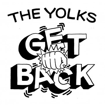 "THE YOLKS ""Get Back"" 7"""