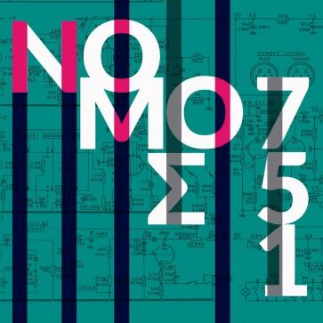 """NOMOS 751 """"Nomos 751"""" LP (CLEAR Vinyl)"""