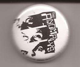 THE ANOMALYS Faces Pin