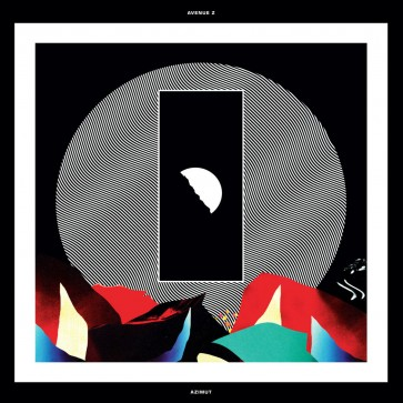 """AVENUE Z """"Azimut"""" LP (WHITE vinyl)"""