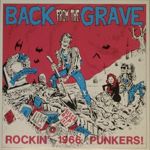 "VARIOUS ARTISTS ""Back from the Grave Vol. 1"" (Gatefold) LP"