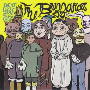 "THE BUZZARDS ""You Got Me Down"" 7"" (Yellow vinyl)"