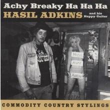 "ADKINS, HASIL ""Achy Breaky Ha Ha Ha"" LP"