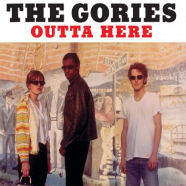 "GORIES ""Outta Here"" CD (Digipac version)"