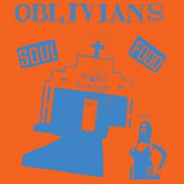 """OBLIVIANS """"Soul Food"""" CD"""