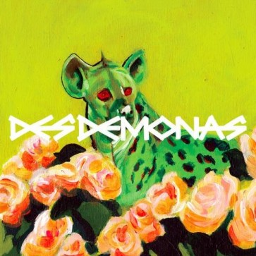 """DES DEMONAS """"The Hyena/ Flowers From Hell"""" 7"""""""