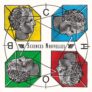 "DUCHESS SAYS ""Sciences Nouvelles"" LP (Black Vinyl)"