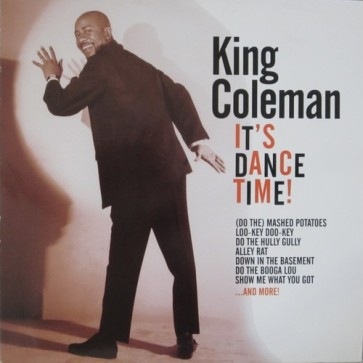 "KING COLEMAN ""It's Dance Time"" LP"