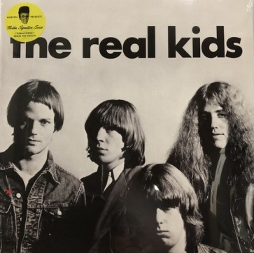 """REAL KIDS """"Real Kids"""" LP (40th anniversary edition, Gatefold)"""
