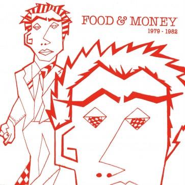 "FOOD & MONEY ""1979-1982"" LP (Colored vinyl)"
