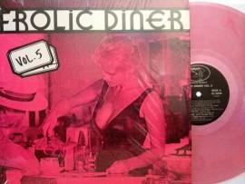 "VARIOUS ARTISTS ""Frolic Diner Vol. 5"" (Colored Vinyl) LP"