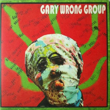 """GARY WRONG GROUP """"S/T"""" (2xLP)"""