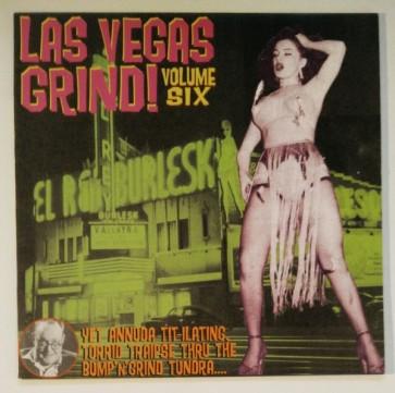 "VARIOUS ARTISTS ""Las Vegas Grind #6"" LP (Gatefold)"