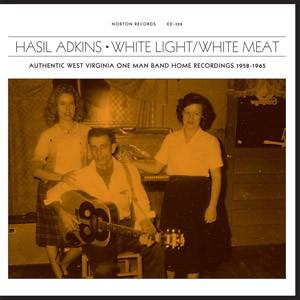 """ADKINS, HASIL """"White Light/White Meat"""" LP"""