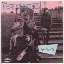 "THEE HEADCOATEES ""Girlsville"" LP (Colored vinyl, 180 gram)"