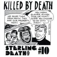 VARIOUS ARTISTS 'Killed By Death Vol. 10' LP