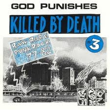 VARIOUS ARTISTS 'Killed By Death Vol. 3' LP