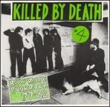 VARIOUS ARTISTS 'Killed By Death Vol.4' LP