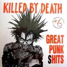 VARIOUS ARTISTS 'Killed By Death Vol. 6' LP (Color vinyl)