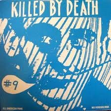 VARIOUS ARTISTS 'Killed By Death Vol. 9' LP