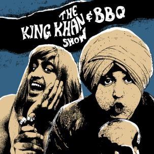 "KING KHAN & BBQ SHOW ""What's For Dinner?"" LP"