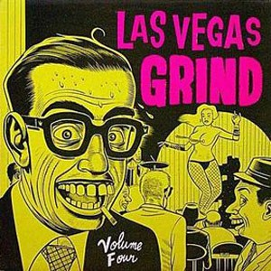 "VARIOUS ARTISTS ""Las Vegas Grind #4"" (Gatefold) LP"