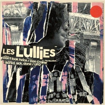 """LES LULLIES """"Don't Look Twice"""" EP"""