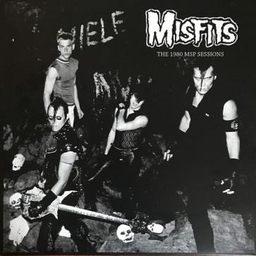 "THE MISFITS ""The 1980 MSP Sessions"" LP (MINT GREEN vinyl, LTD.)"