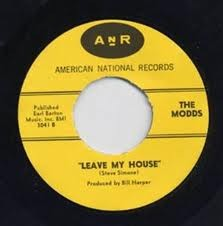 """MODDS """"Leave My House"""" 7"""""""