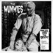 """MUMMIES """"Tales From the Crypt"""" LP"""