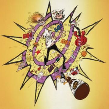 "NEW BOMB TURKS ""Destroy-Oh-Boy!!"" CD"