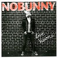 "NOBUNNY ""Love Visions"" LP (Colored Vinyl)"