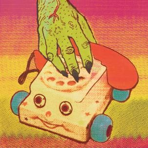 """OH SEES, THEE """"Castlemania (2xLP)"""""""