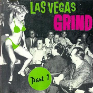 """VARIOUS ARTISTS """"Las Vegas Grind Volume #1-2"""" CD"""