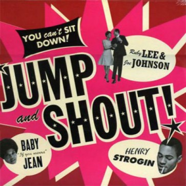 """VARIOUS ARTISTS """"Jump And Shout!"""" CD"""