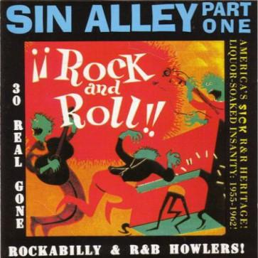 "VARIOUS ARTISTS ""Sin Alley Vol. 1"" CD"