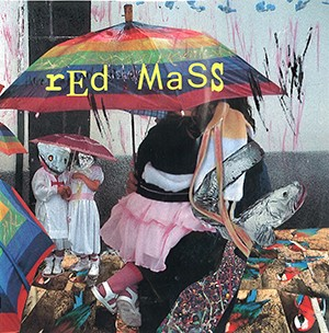 "RED MASS ""White Nights"" 7"" (RED vinyl)"