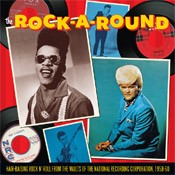 """VARIOUS """"The Rock-A-Round"""" LP"""
