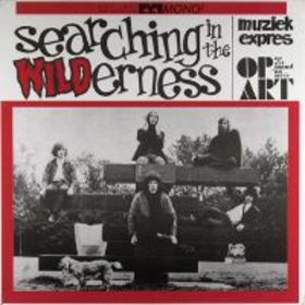 """VARIOUS ARTISTS """"Searching In The Wilderness"""" LP"""