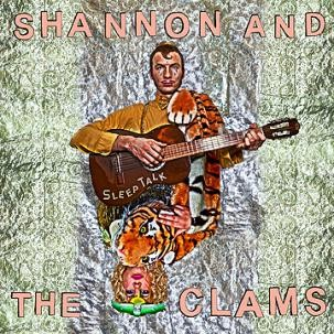 "SHANNON AND THE CLAMS ""Sleep Talk"" LP (RED vinyl)"