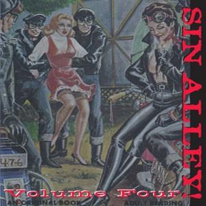 "VARIOUS ARTISTS ""Sin Alley Vol. 4"" LP"