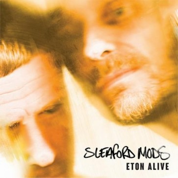 "SLEAFORD MODS ""Eton Alive (BLUE Vinyl)"" LP"