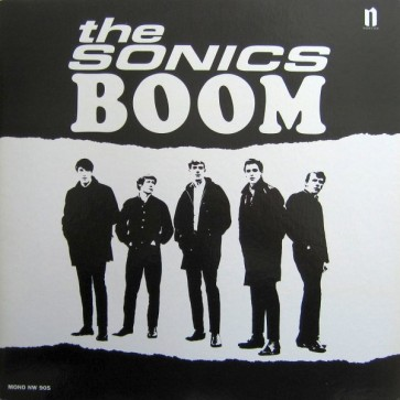 """SONICS """"Boom"""" LP"""