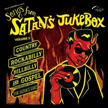 "VARIOUS ARTISTS "" Songs From Satan's Jukebox Vol. 2"" 10"""