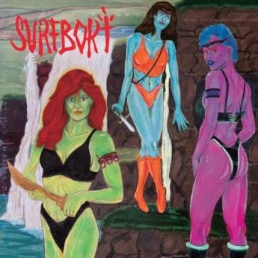 "SURFBORT ""Friendship Music"" LP (BLUE vinyl)"