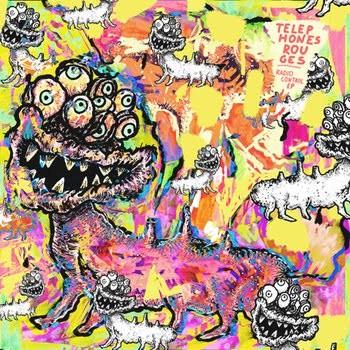 """TELEPHONES ROUGES """"Radio Control EP (10"""")"""""""