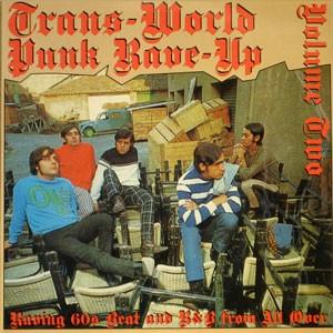 VARIOUS ARTISTS 'Trans-World Punk Rave-Up Vol. 2' LP